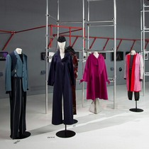 Yamamoto exhibition, Gallery 38 at V&A